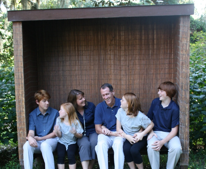 Family Photo sesh Oct '12