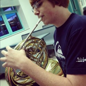 French horn...bring it!