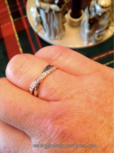 Apparently a LS day....sweet and simple ring