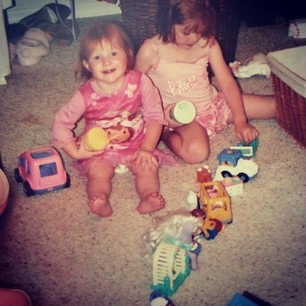 a little #TBT for you....oh I miss those squishy legs and toes and post bath bliss.  these kids=my heart
