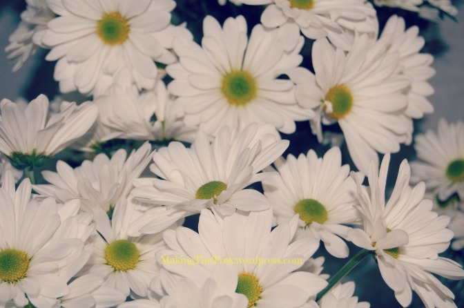 close flowers